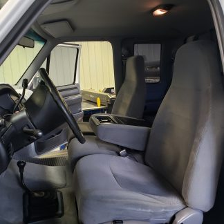 1994 - 1998 Ford F-250-450 XLT 40/20/40 with Opening Console Seat Covers