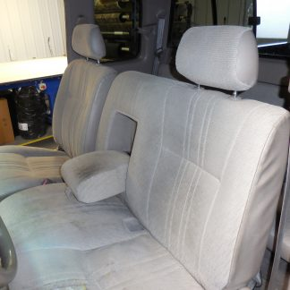 1993 - 1998 T-100 2WD 60/40 with Armrest Seat Covers