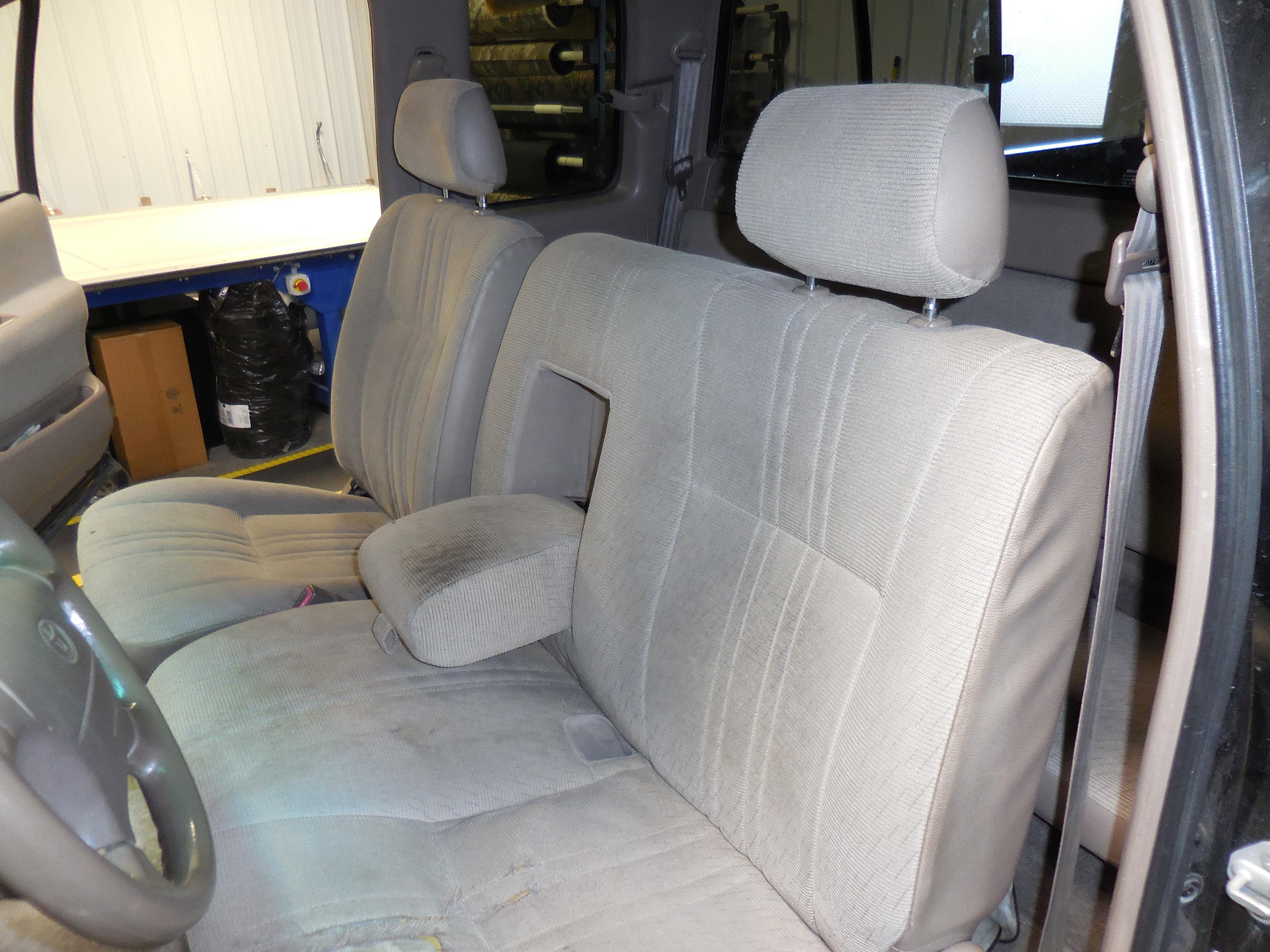 Pleasant 1993 1998 T 100 2Wd 60 40 With Armrest Seat Covers Inzonedesignstudio Interior Chair Design Inzonedesignstudiocom