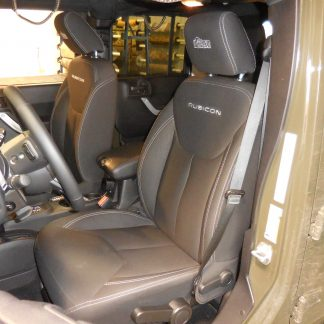 2014 - 2018 Jeep Wrangler Rubicon, JK, Sport Bucket Seat Covers