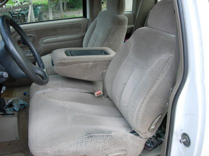 1995 - 1999 Chevy Suburban 60/40 with Opening Console Seat Covers