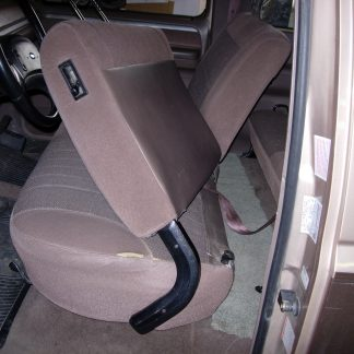 1992 - 1996 Ford F-150 50/50 Split Bench Seat Covers