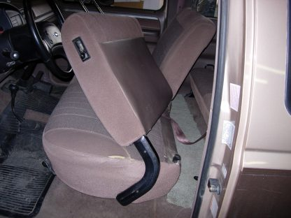 1992-1996 Ford F-150 50/50 Split Bench Seat Covers