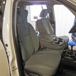 2013 - 2019 RAM 40/20/40 Opening Console Non-Opening Middle Bottom Seat Covers