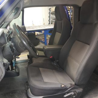 2004-2009 Ford Ranger 60/40 with Opening Console Seat Covers