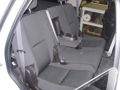 2007 - 2014 Chevy Tahoe Middle Row 60/40 Seat Covers