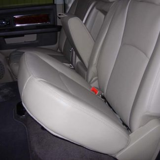 2013 - 2019 RAM Crew Rear 40/60 with Armrest Seat Covers