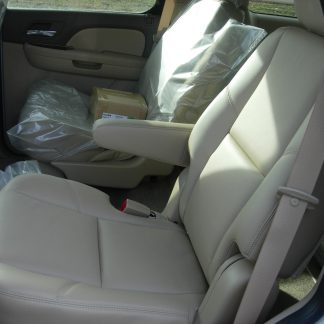 2007 - 2014 GMC Yukon Middle Row Bucket Seat Covers