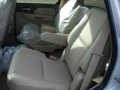 2007-2014 GMC Yukon Middle Row Bucket Seat Covers