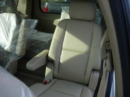 2007-2014 Chevy Tahoe Middle Row Bucket Seat Covers