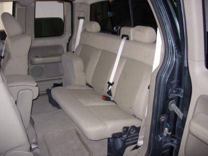 2004 - 2008 Ford F-150 Super Crew 60/40 No Armrest Seat Covers