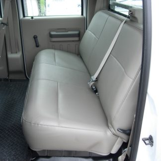 2004-2010 F-250-F-550 XL Bench Seat Covers