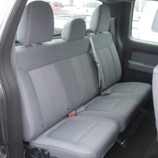 2011-2014 Ford F-150 Super Cab 60/40 Split Bench Seat Covers