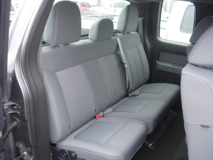 2011 - 2014 Ford F-150 Super Cab 60/40 Split Bench Seat Covers