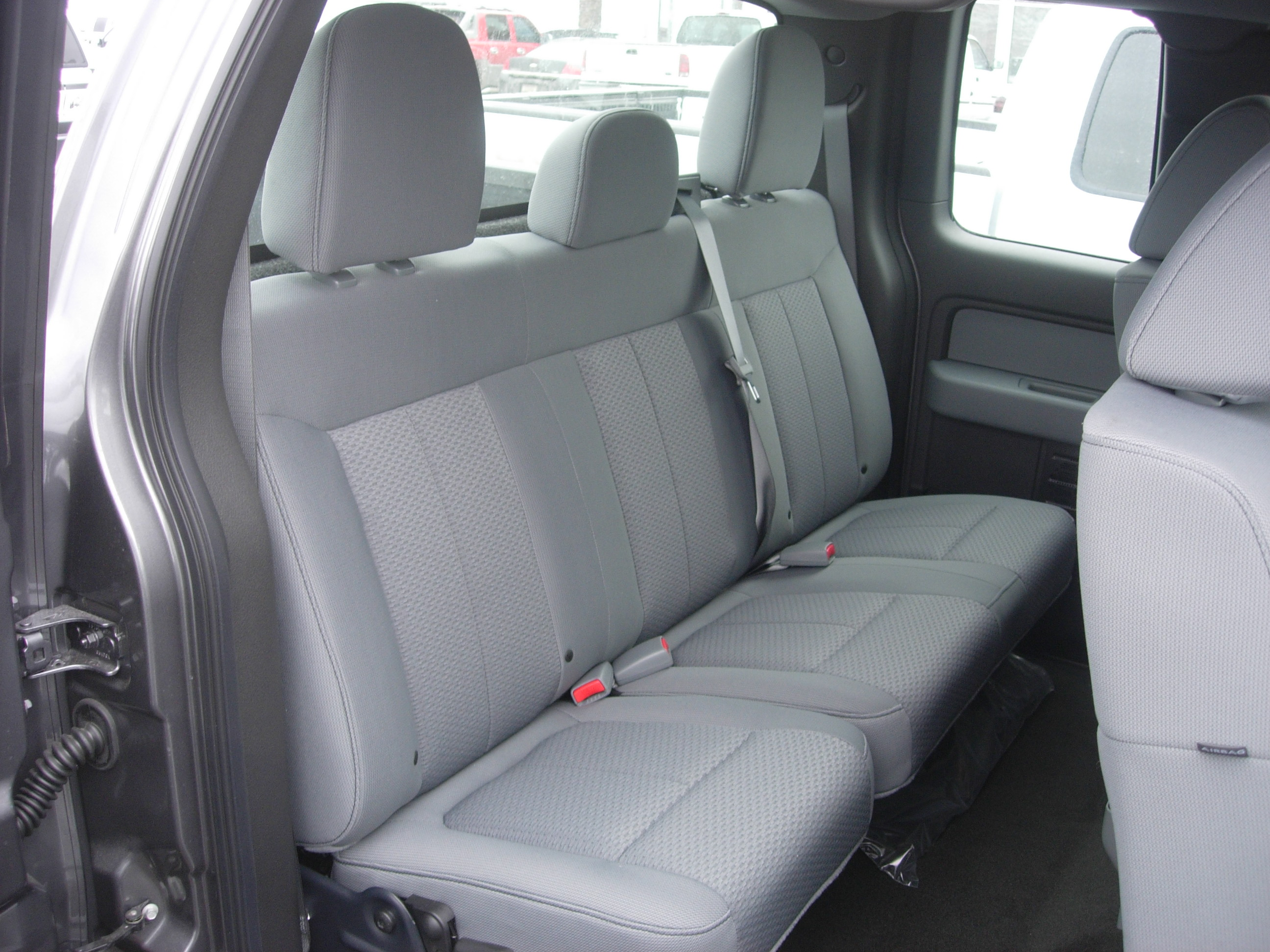 2011 2014 Ford F 150 Super Cab 60 40 Split Bench Seat