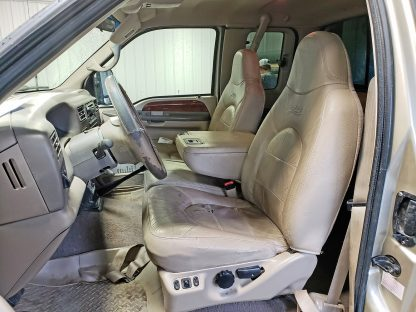 1999 - 2001 Ford F-250-450 XLT 40/20/40 with Coin Holder Seat Covers