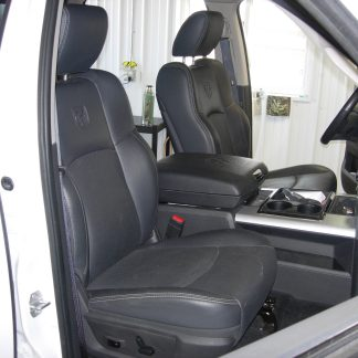 2009-2012 RAM Leather Bucket Seat Covers