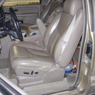 2003-2007 Chevy Suburban Bucket Seat Covers