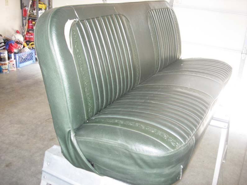 Wondrous 1962 1976 Chevy Gmc Bench Seat Covers Evergreenethics Interior Chair Design Evergreenethicsorg