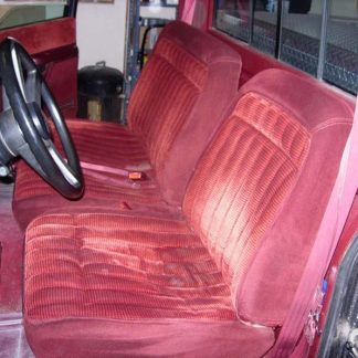 1990-1991 Chevy/GMC 40/60 Seat Covers
