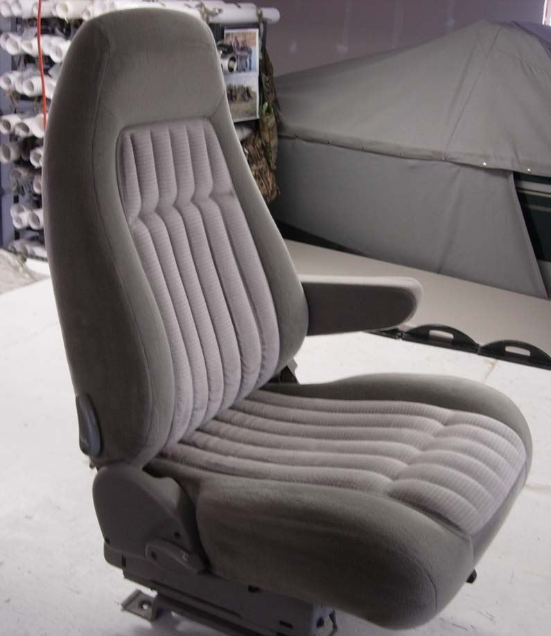 1992-1994 Chevy Blazer Buckets with One Armrest Seat ...