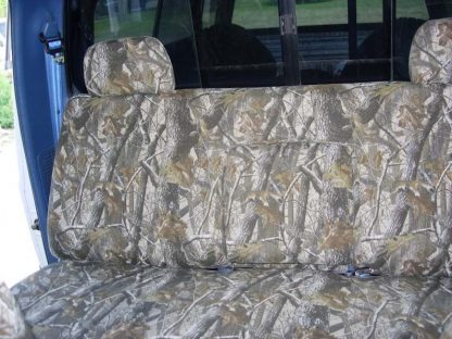 1992 - 1996 Ford F-150 Bench Seat with Adjustable Headrests Seat Covers