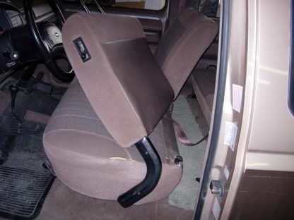 1992 - 1996 Ford F-250-550 50-50 Split Bench Seat Covers