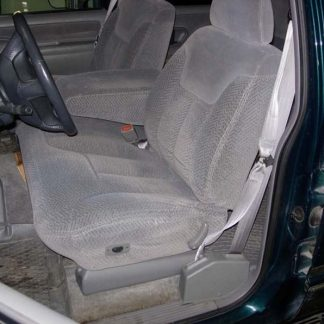 1995 - 1999 Chevy Suburban 60/40 with Non-Opening Armrest Seat Covers