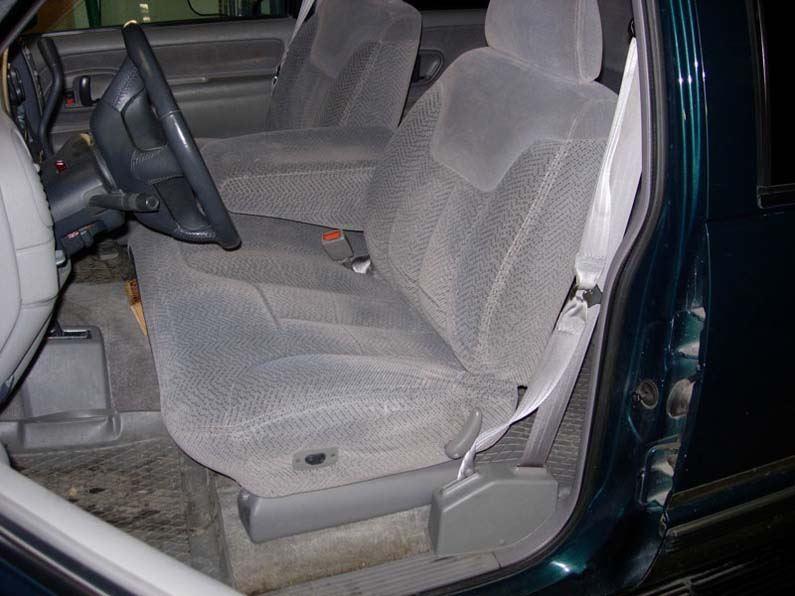 1991 Chevy Silverado Bench Seat Covers