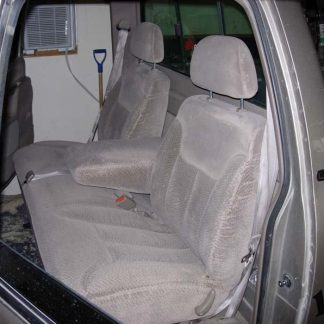 1995-2000 Chevy/GMC Crew Cab Rear Bench with Armrest Seat Covers