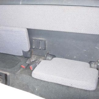 1995-2000 Tacoma Access Cab Rear Seat Covers