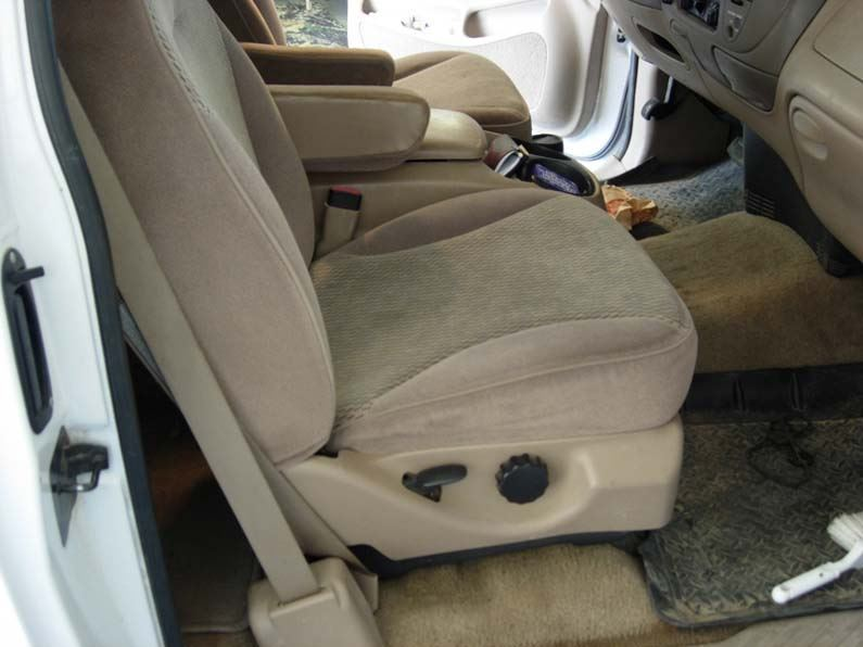 1997 1998 Ford F 150 Bucket Seat Covers Headwaters Seat