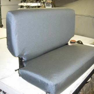 1997 - 2002 Jeep Wrangler Rear Bench Seat Covers