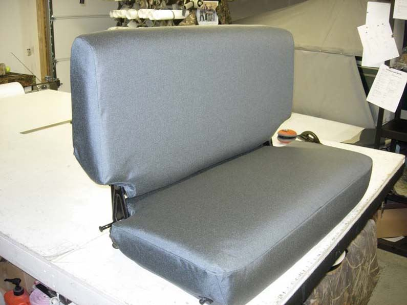 1997 2002 Jeep Wrangler Rear Bench Seat Covers