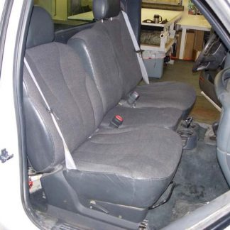 1999-2002 Chevy/GMC 40/20/40 Non-Folding Middle Top Seat Covers