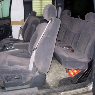 1999-2002 Chevy/GMC Buckets with Armrest Seat Covers