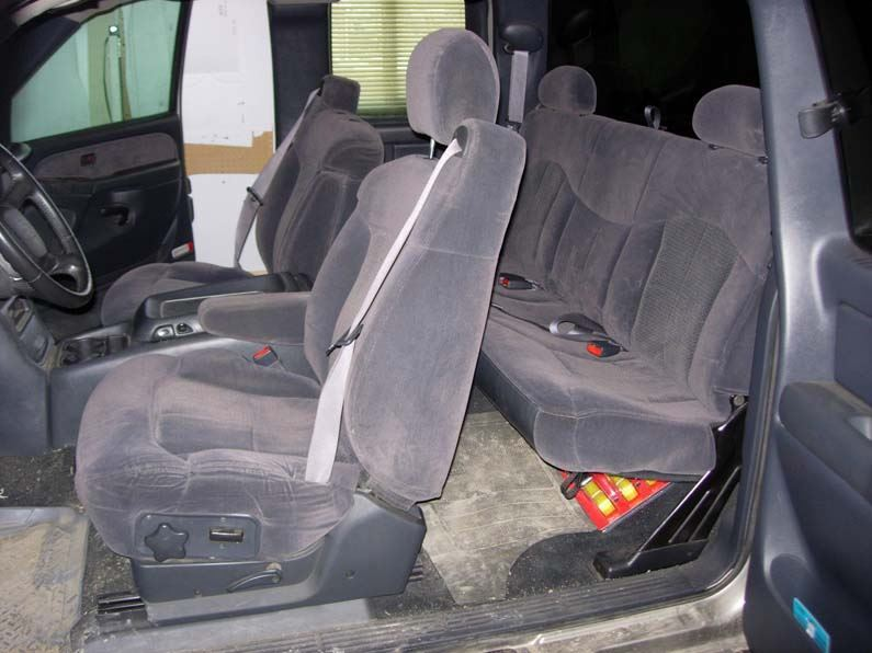 Incredible 1999 2002 Chevy Gmc Buckets With Armrest Seat Covers Pdpeps Interior Chair Design Pdpepsorg