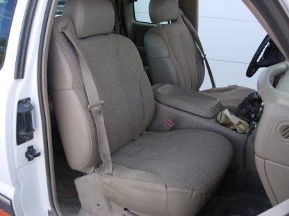 1999-2002 Chevy/GMC Buckets No Armrests Seat Covers