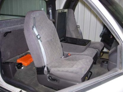 1998 - 2002 Dodge 40/20/40 with Integral Seat Belt Seat Covers