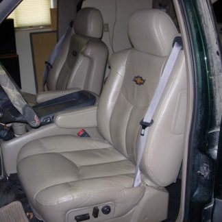 2000-2002 Chevy Avalanche Bucket Seat Covers