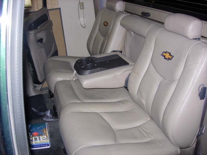 Outstanding 2000 2002 Chevy Avalanche Rear 60 40 Seat Covers Caraccident5 Cool Chair Designs And Ideas Caraccident5Info