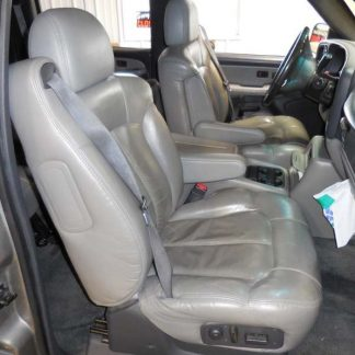 2000 - 2002 Chevy Suburban Bucket Seat Covers