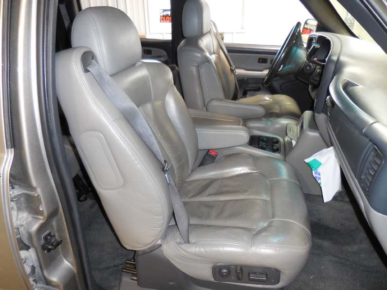 2000 cadillac escalade seat covers