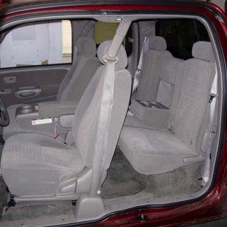2000-2004 Tundra 40/60 with Opening Console Seat Covers