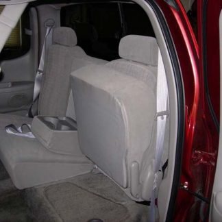 2000-2004 Tundra Access Cab Rear 40/60 Seat Covers
