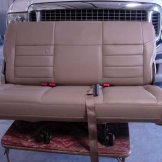 2000-2006 Ford Excursion 3rd Row Bench Seat Covers
