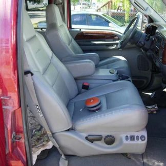 2000-2006 Ford Excursion Bucket Seat Covers