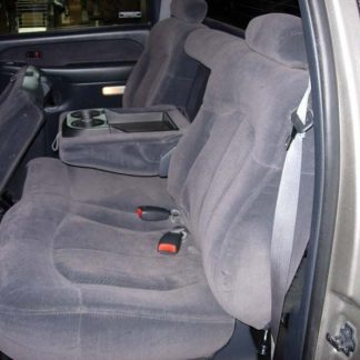 2001-2002 Chevy/GMC Crew Cab Rear 60/40 Seat Covers