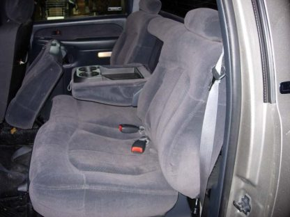 2001 - 2002 Chevy/GMC Crew Cab Rear 60/40 Seat Covers