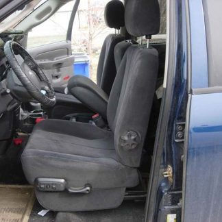 2002-2005 Dodge 40/20/40 with Opening Upper and Lower Consoles Seat Covers